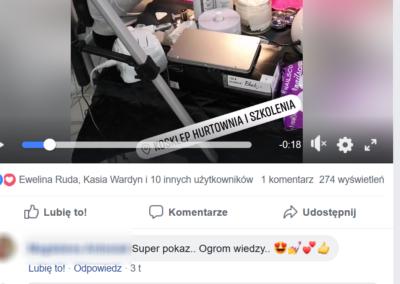 Magda Antosiak pokaz